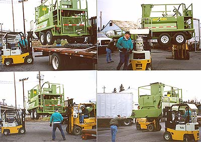 Emerald sells Bowie Hydro Mulchers