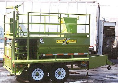 Bowie 950 Hydro Mulcher - Hydroseeders at Emerald Equipment